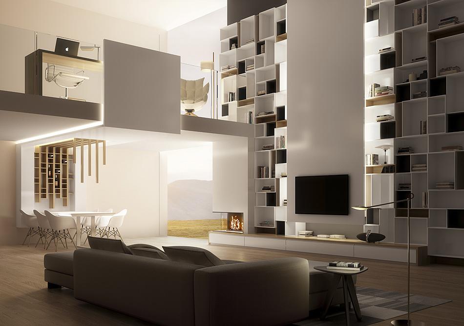 Muebles nomo showroom for Muebles de oficina logrono